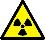 Danger ionizing radiation