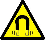 Warning magnetic field